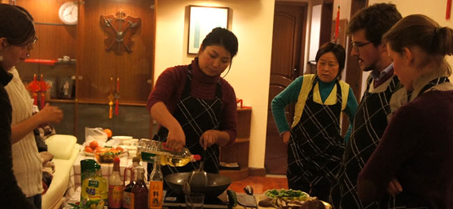 Learn all basics of cooking authentic family-style Chinese meals