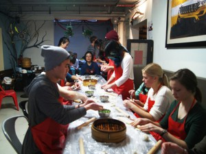 Dimsum cooking class + Chinese Gongfu tea ceremony