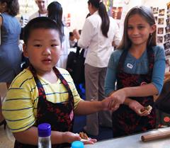 Kids-cooking class-Shanghai