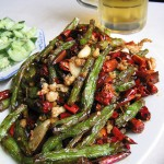 Dry Fried Green Beans (Ganbian Siji Dou 干煸四季豆)