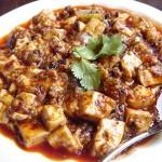 Carte Doufu (麻 婆 豆腐)