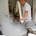 Hand Pulling Noodles