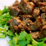 Stir Fried Cumin Beef with Vegetables