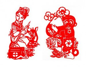 Paper cutting-cookinshanghai