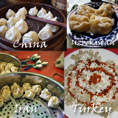Mantou Across the Silk Road
