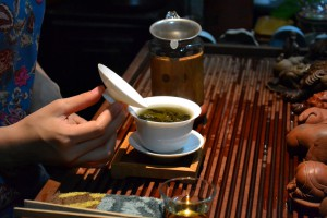 Brewing Tieguanyin Tea