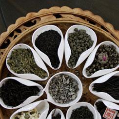 Varieties of Chinese Tea